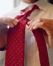 Clean Tie Knot