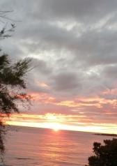 Sunrise Color Hues