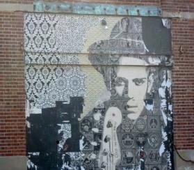 Stylized Mural Art