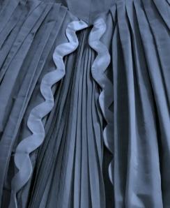 Skirt Pleat Detail